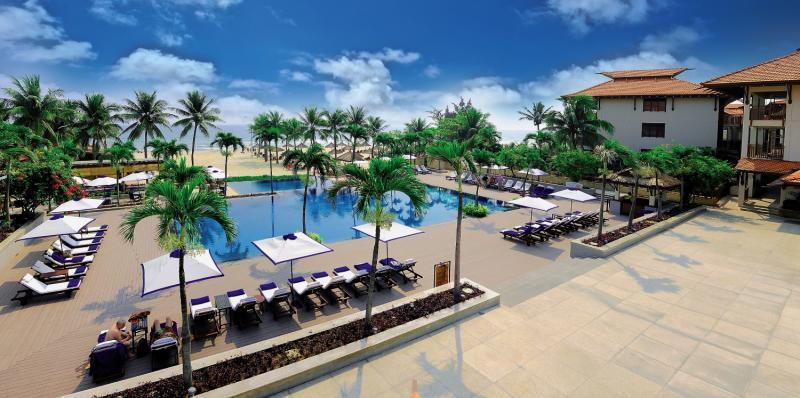 Hotel Furama Resort Danang in Vietnam - Bild von FTI Touristik