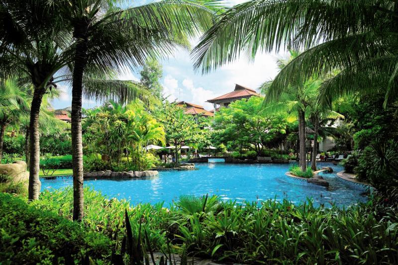 Hotel Furama Resort Danang günstig bei weg.de buchen - Bild von FTI Touristik
