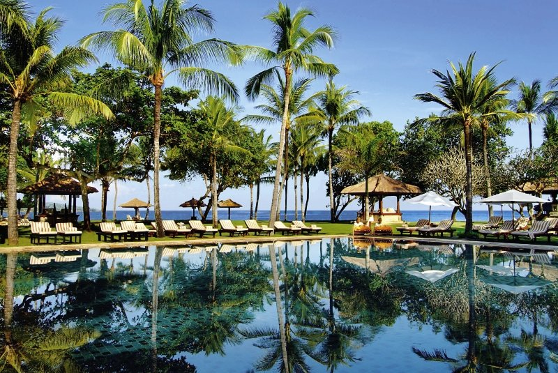 Hotel Intercontinental Bali Resort in Bali - Bild von FTI Touristik