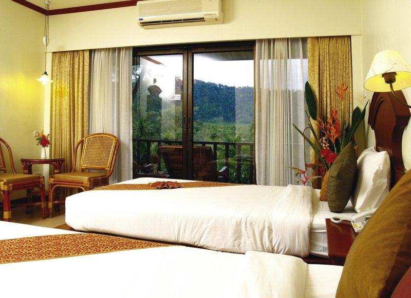 Hotelzimmer mit Fitness im Lanta Casuarina Beach Resort
