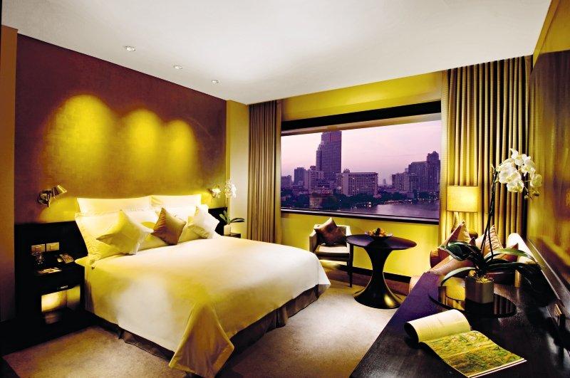 Hotelzimmer mit Fitness im Millennium Hilton Bangkok
