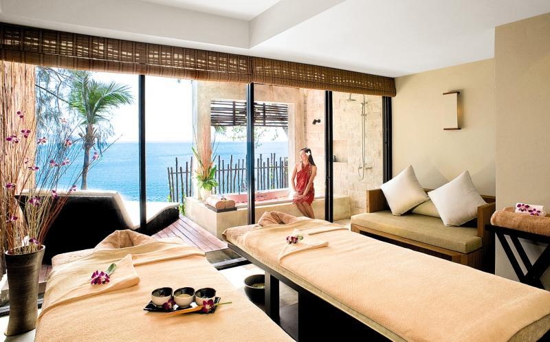 Hotelzimmer mit Golf im Centara Villas Phuket