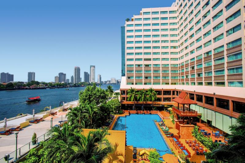 Hotel Ramada Plaza by Wyndham Bangkok Menam Riverside 56 Bewertungen - Bild von FTI Touristik
