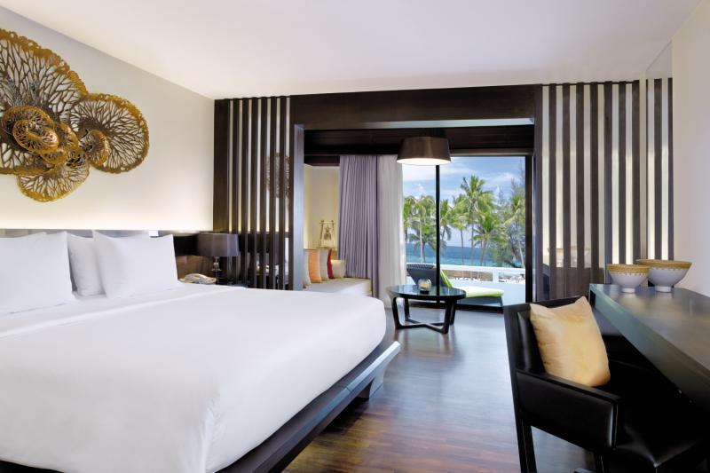 Hotelzimmer im Le Meridien Phuket Beach Resort günstig bei weg.de