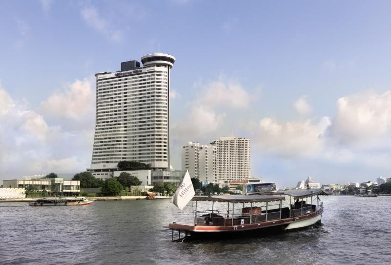Hotel Millennium Hilton Bangkok günstig bei weg.de buchen - Bild von FTI Touristik