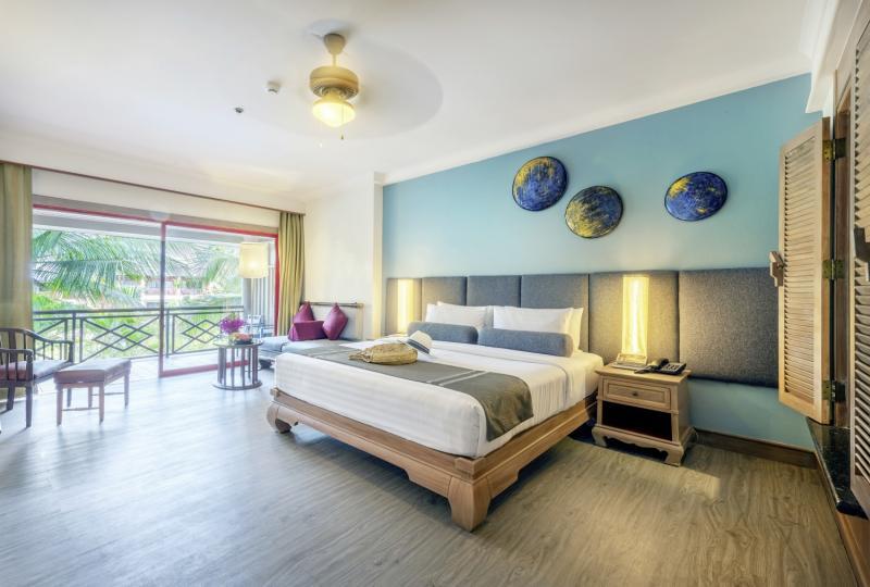Hotelzimmer mit Tauchen im Cha-Da Krabi Thai Village Resort