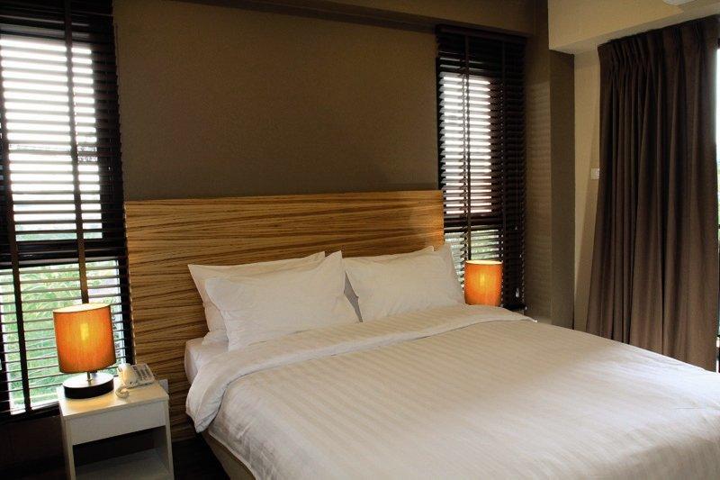 Hotel The Cottage Suvarnabhumi in Bangkok und Umgebung - Bild von FTI Touristik