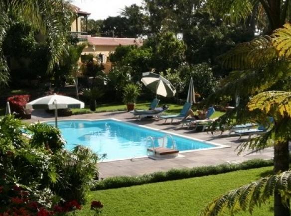 Hotel Finca La Roseta in La Gomera - Bild von LMX Live