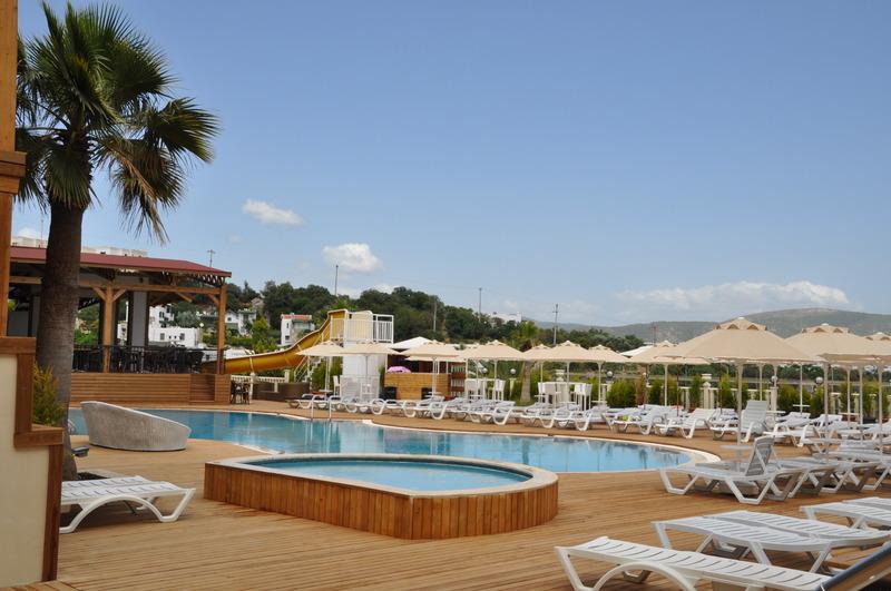 Costa Akkan Hotel in Halbinsel Bodrum - Bild von LMX Live