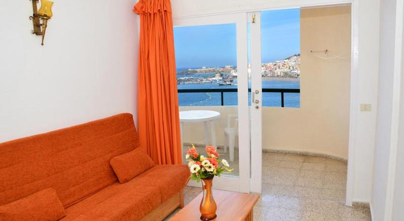 Hotelzimmer mit Wassersport im Costa Mar Apartments