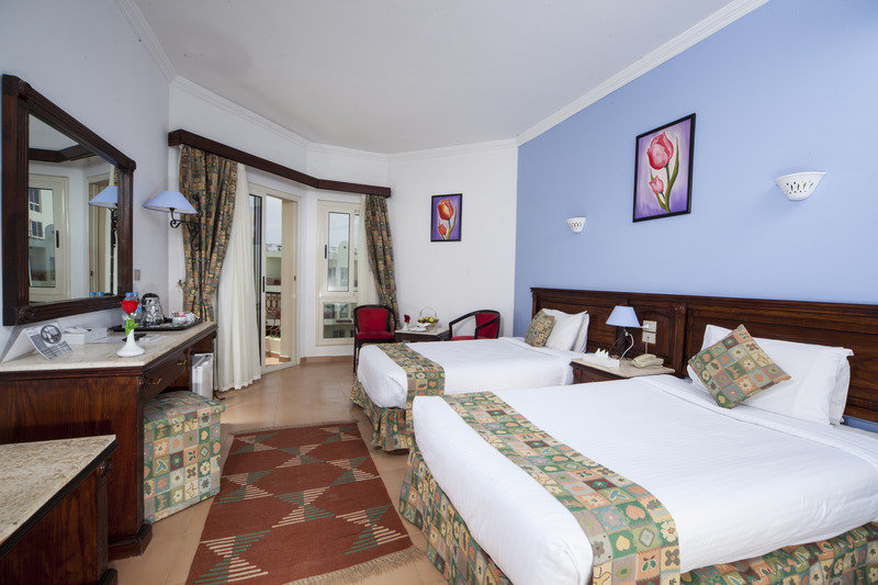 Hotelzimmer mit Aerobic im Hawaii Palm Aqua Park