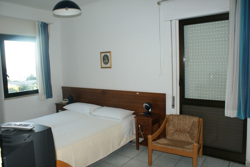 Hotelzimmer mit Sandstrand im Hotel Nettuno Soverato