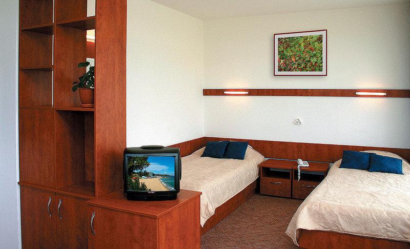 Hotel Frederic Joliot Curie in Bulgarische Riviera Norden (Varna) - Bild von LMX Live