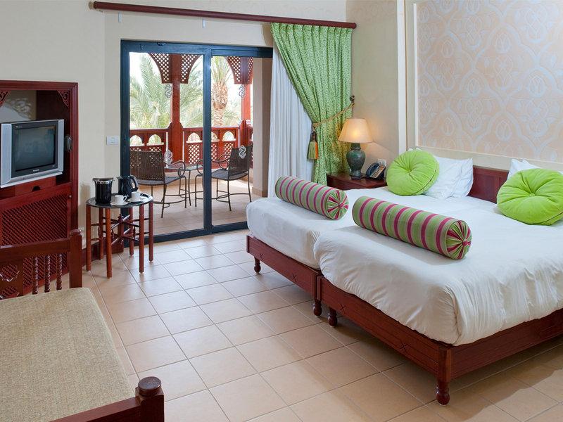 Hotelzimmer mit Fitness im Port Ghalib Resort