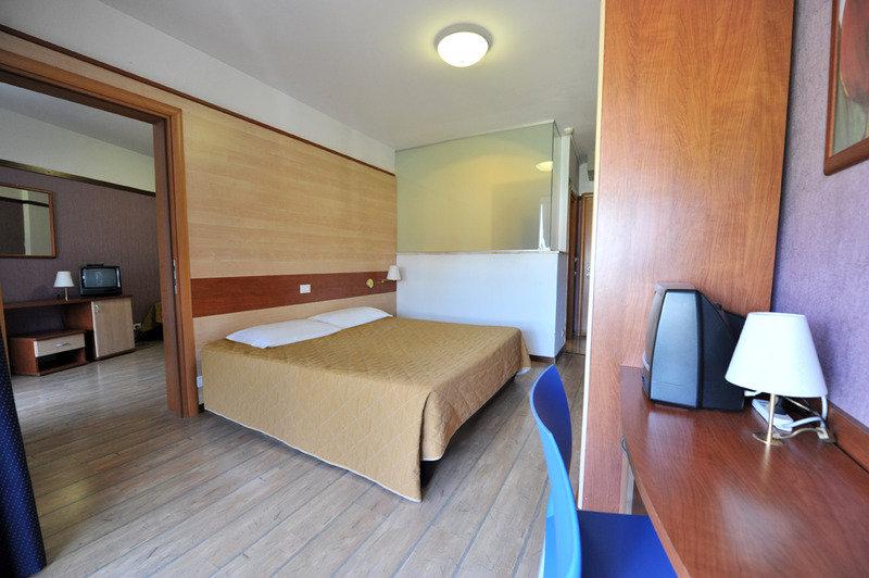 Hotelzimmer im Centro Turistico Gardesano günstig bei weg.de