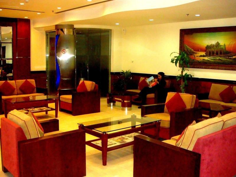 Hotelzimmer mit Golf im Grand Central