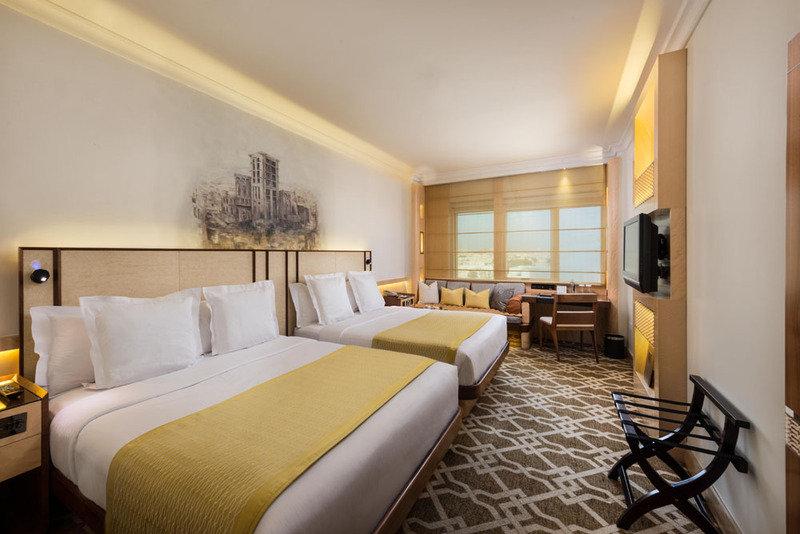 Hotelzimmer mit Kinderbetreuung im Marco Polo Hotel
