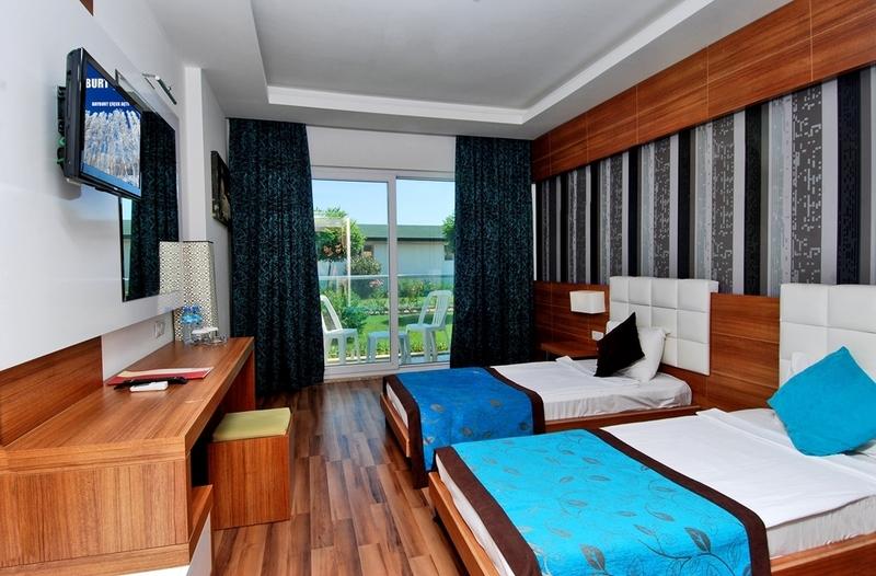 Hotelzimmer mit Fitness im Maya World Belek