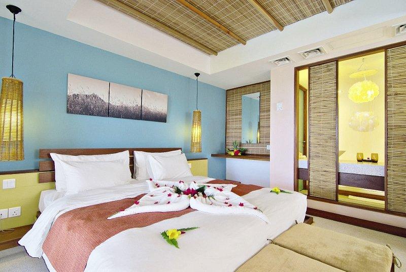 Hotelzimmer mit Mountainbike im Laguna Beach Hotel & Spa