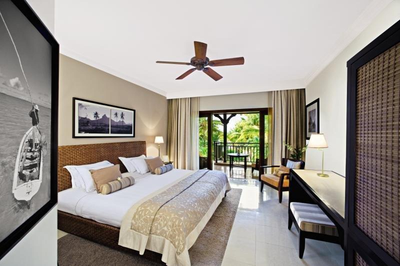Hotelzimmer mit Yoga im LUX* Le Morne