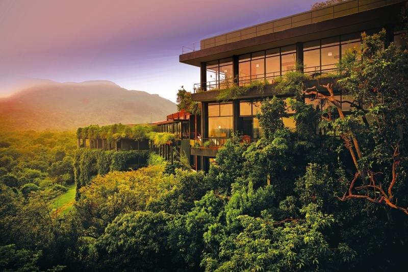 Hotel Heritance Kandalama günstig bei weg.de buchen - Bild von FTI Touristik