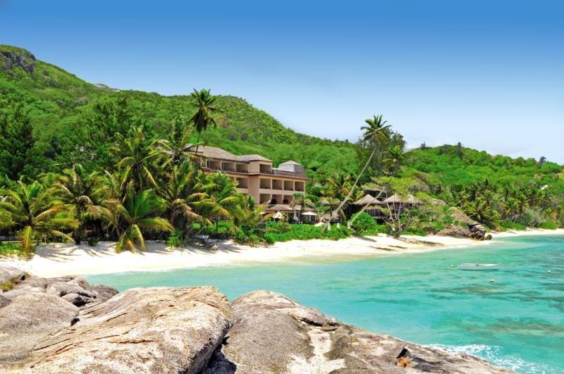 DoubleTree Resort & Spa by Hilton Hotel Seychelles - Allamanda in Insel Mahé - Bild von FTI Touristik