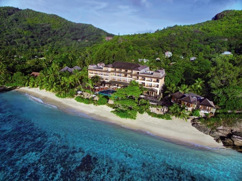 DoubleTree Resort & Spa by Hilton Hotel Seychelles - Allamanda günstig bei weg.de buchen - Bild von FTI Touristik