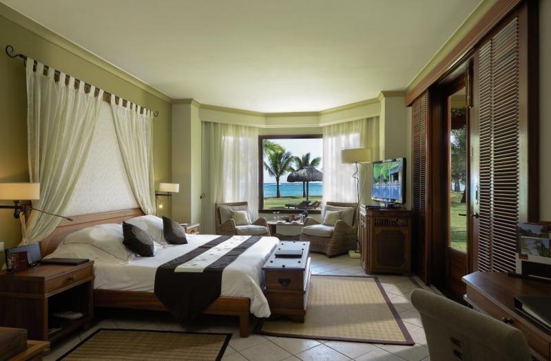 Hotelzimmer mit Yoga im Dinarobin Beachcomber Golf Resort & Spa