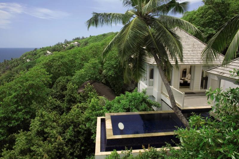 Hotel Banyan Tree Seychelles günstig bei weg.de buchen - Bild von FTI Touristik