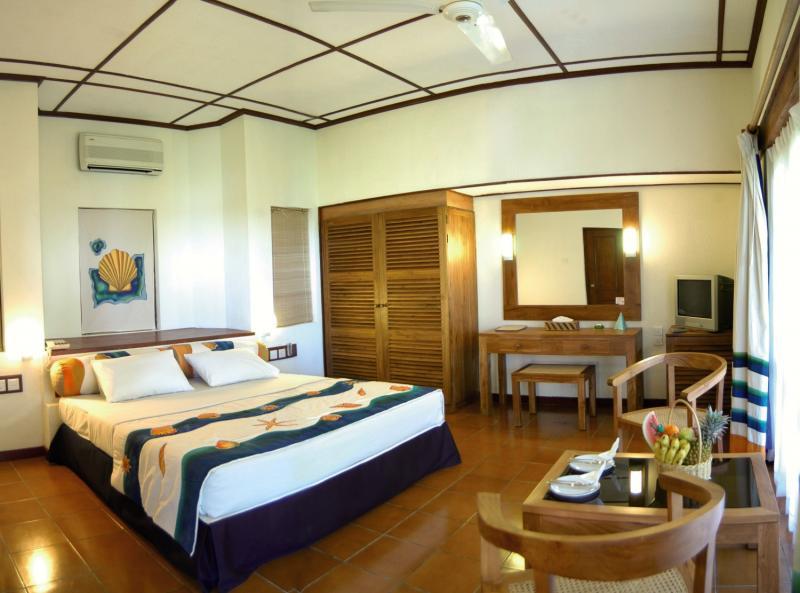 Hotelzimmer im Adaaran Club Rannalhi günstig bei weg.de