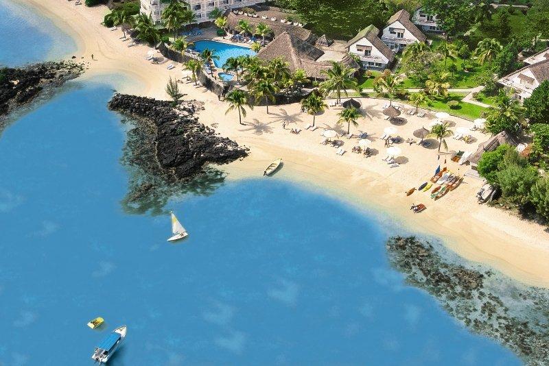 Hotel Merville Beach in Nordküste - Bild von FTI Touristik