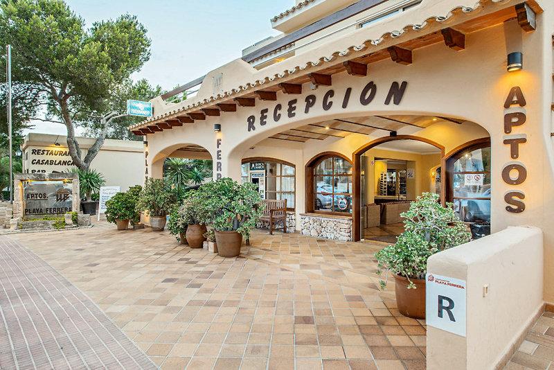 Hotel Apartamentos Playa Ferrera günstig bei weg.de buchen - Bild von Neckermann Reisen