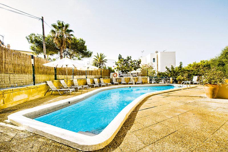 Hotel Apartamentos Playa Ferrera in Mallorca - Bild von Neckermann Reisen