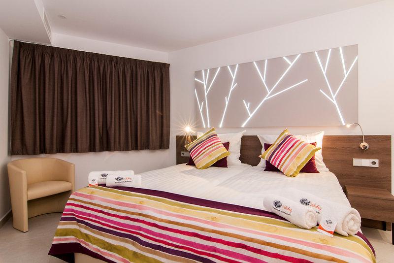 Hotelzimmer mit Kinderpool im CO.NET Holiday Hotel Paradise