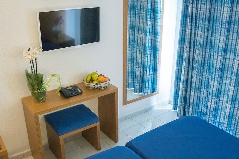 Hotelzimmer mit Golf im Club Cala Romani