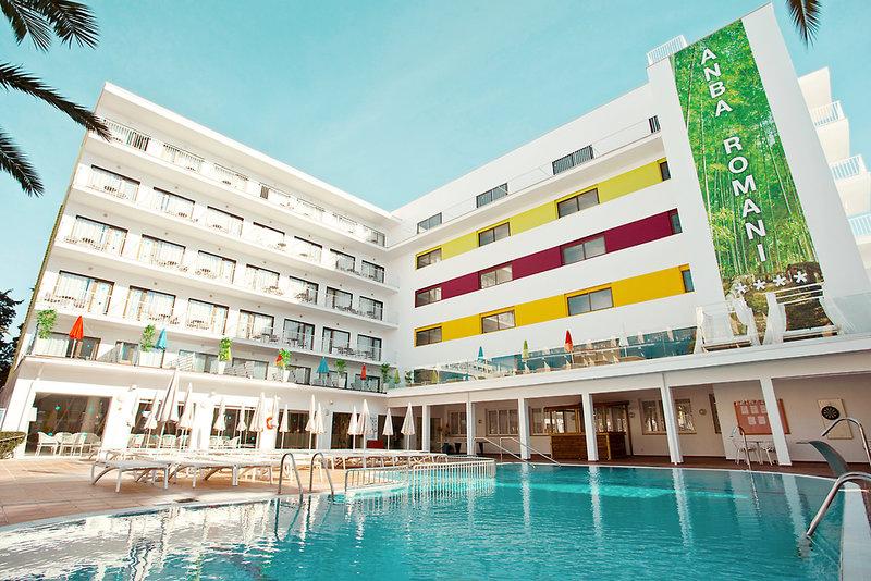 Hotel smartline Anba Romani 1280 Bewertungen - Bild von Neckermann Reisen