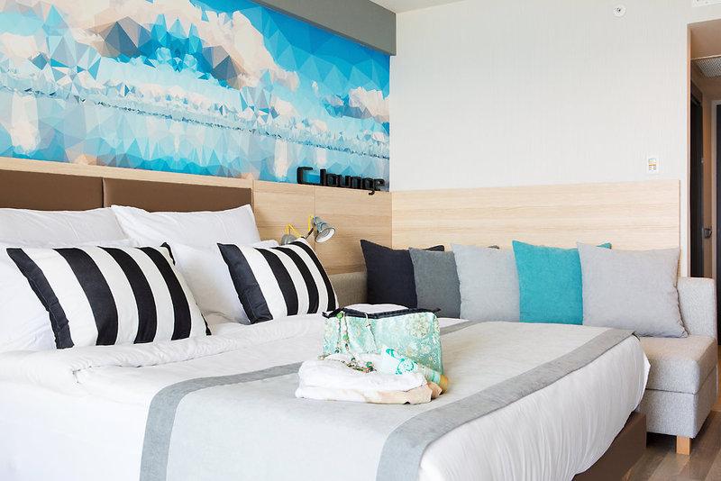 Hotelzimmer im Sunprime C-Lounge Hotel günstig bei weg.de