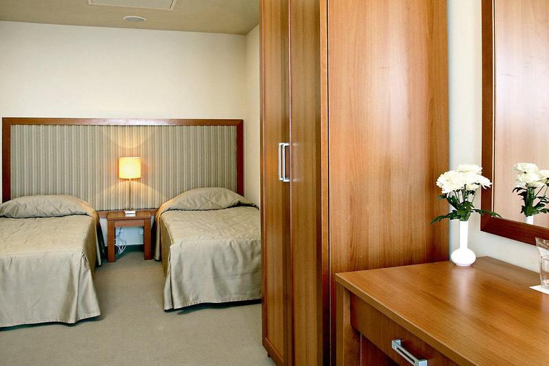 Hotelzimmer mit Minigolf im Sol Luna Bay Resort