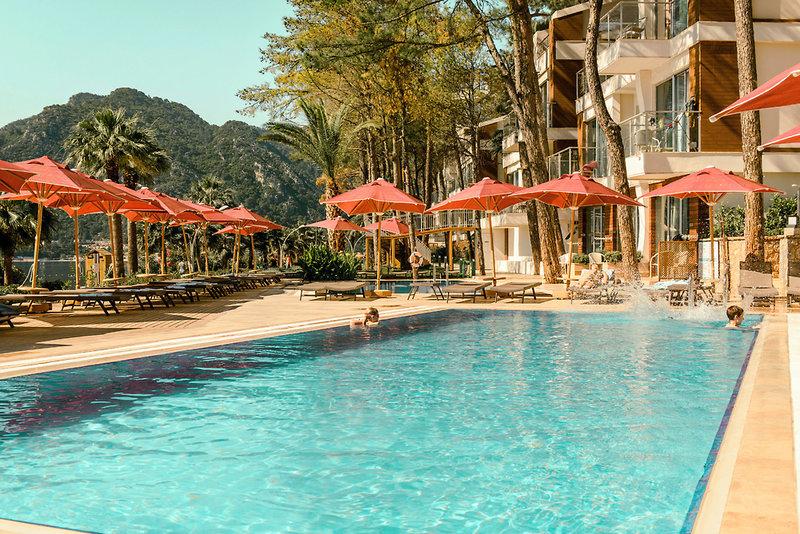 Hotel SENTIDO Orka Lotus Beach in Türkische Ägäisregion - Bild von Neckermann Reisen