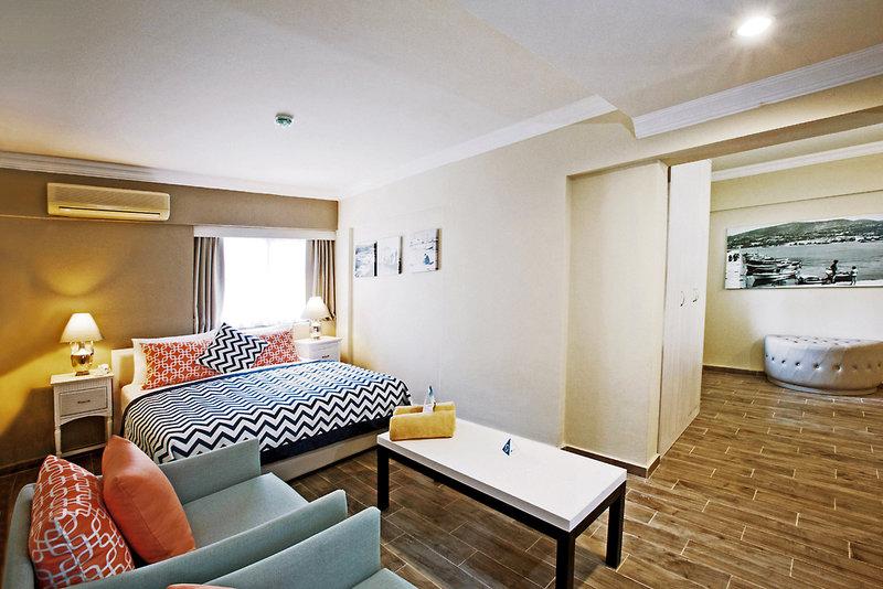 Hotelzimmer im SENTIDO Marina Suites günstig bei weg.de