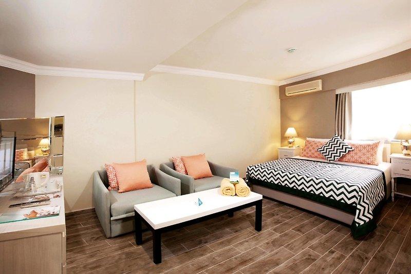 Hotelzimmer mit Fitness im SENTIDO Marina Suites