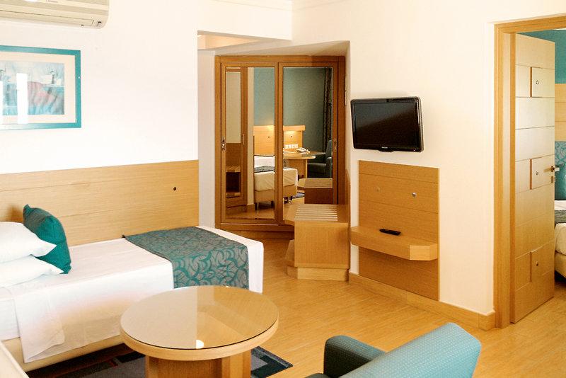 Hotelzimmer mit Yoga im Lagas Aegean Village