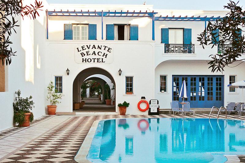 Levante Beach Hotel in Santorin - Bild von Neckermann Reisen