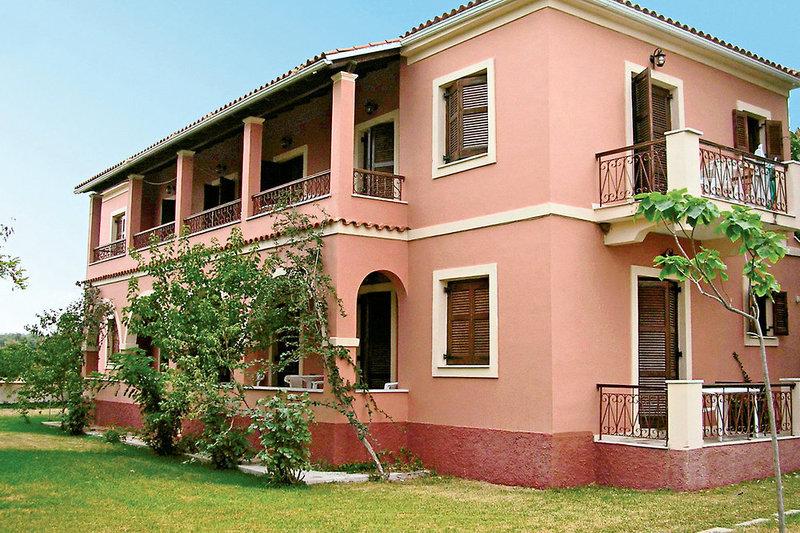 Hotel Bostonia Village in Korfu - Bild von Neckermann Reisen