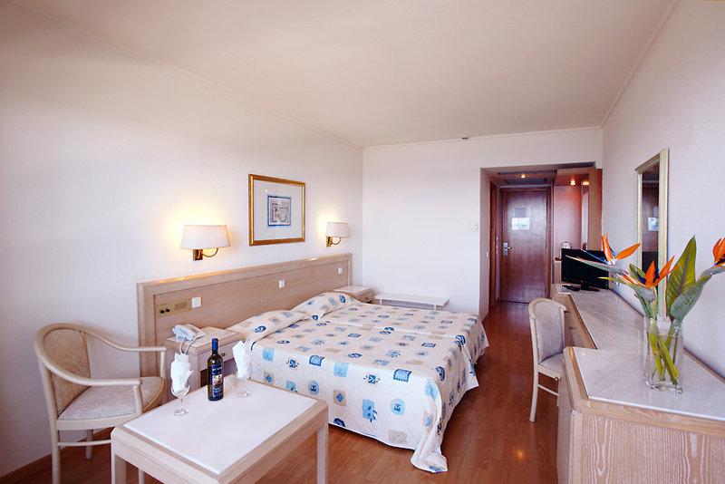 Hotelzimmer mit Fitness im Oceanis Hotel