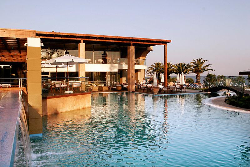 Oceanis Hotel in Rhodos - Bild von Neckermann Reisen