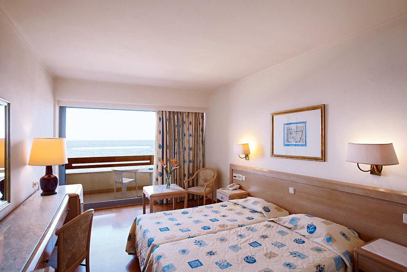 Hotelzimmer mit Tennis im Oceanis Hotel