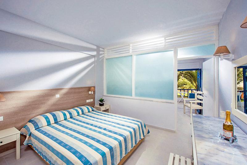 Hotelzimmer mit Minigolf im Stella Village Hotel & Bungalows