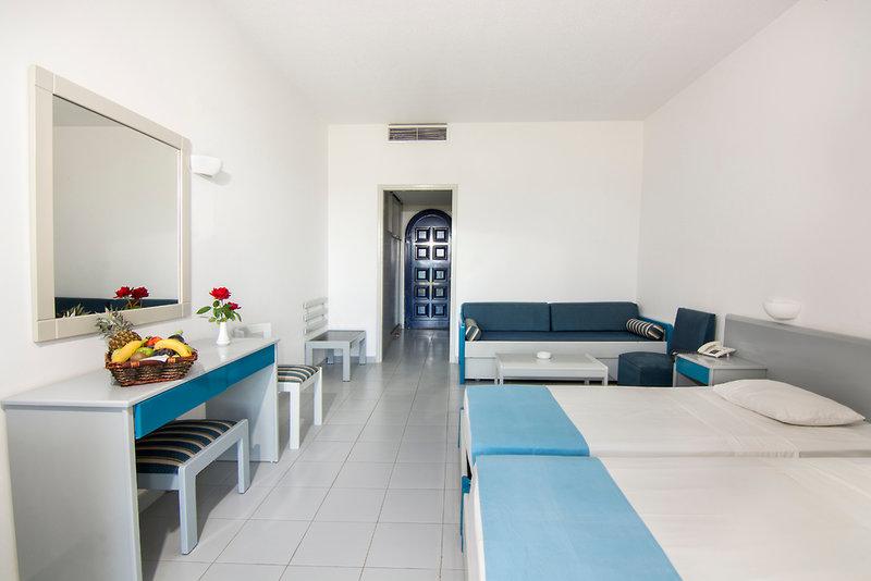 Hotelzimmer mit Minigolf im Aeolos Beach Hotel