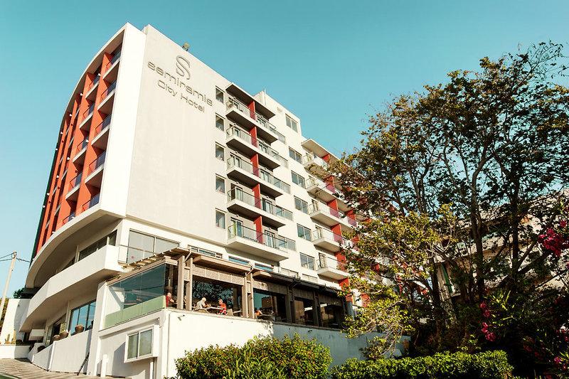 Hotel Smartline Semiramis in Rhodos - Bild von Neckermann Reisen